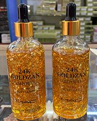 پرایمر طلایی مک GOLDZAN 24K