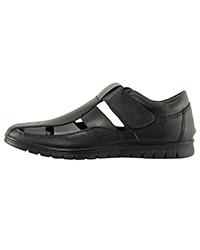 کفش مردانه رادین مدل ۱۴ مشکی فایبر