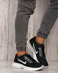 کفش پیاده روی مردانه nike zoom رنگ مشکی-سفید