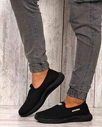 کفش پیاده روی مردانه مدل SKECHERS رنگ مشکی