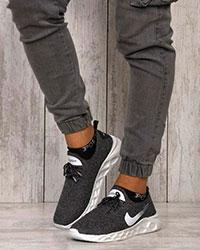 کفش پیاده روی مردانه مدل RHOM رنگ خاکستری