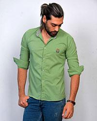 پیراهن آستین بلند مردانه گوچی مدل 5016