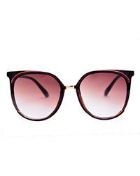 عینک آفتابی کائوچو تمام فریم زنانه