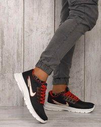 کفش مردانه nike zoom مشکی-قرمز