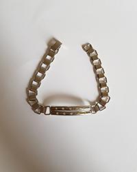 دستبند طرح کارتیه Amitis