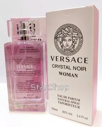 تستر ادکلن ورساچه کریستال نویر درجه یک ۱۰۰میل (ورساچه مشکی) | Versace Crystal Noir