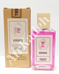 تستر ادکلن ورساچه صورتی-برایت کریستال ۱۰۰میل   Versace Bright Crystal