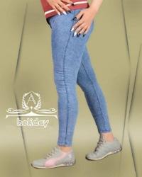 شلوار زنانه طرح جین سنگشور