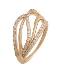 انگشتر زنانه ژوپینگ کد R3054 سایز ۶ کدیکتا 56-3580000