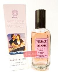 ادکلن زنانه ورساچه تایتانیک ۱۰۰ میل  Versace Titanic
