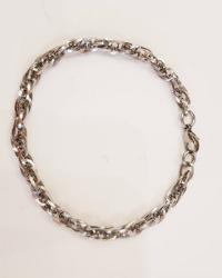 دستبند زنجیری ساده آمیتیس