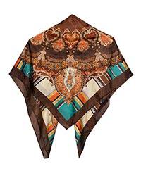روسری ساتن زنانه