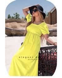 پیراهن  ساحلی نابستانه نایروبی ساده