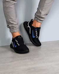 کفش ورزشی مردانه مدل NIKE آبی - مشکی