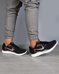 کفش ورزشی مردانه مدل NIKE مشکی - قرمز