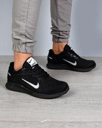 کفش ورزشی مردانه مدل NIKE مشکی پرکلاغی