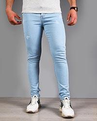 شلوار جین زاپ دار مردانه مدل GOLAK