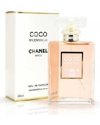 عطر ادکلن شنل کوکو مادمازل-کوکو شانل 100 میل   Chanel Coco Mademoiselle