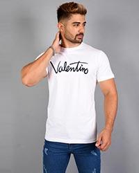 تی شرت مردانه مدل VALENTINO