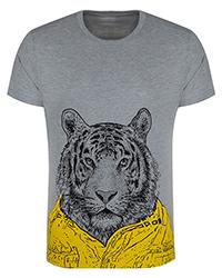 لباس مردانه طرح  ببر کد m241 برند سون پون