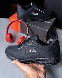 كفش ورزشي Fila مشكي مردانه مدل Koa