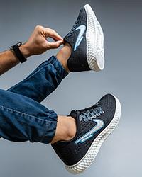 كفش ورزشي Nike مردانه مشكي مدل vamsi