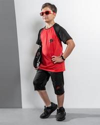 ست تیشرت شلوارک Nike بچگانه مدل Marshal