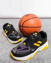 کفش ورزشی Adidas مردانه مشکی مدل Arnold
