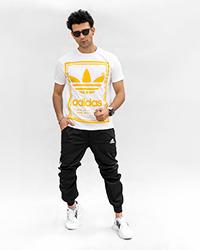 ست تيشرت شلوار adidas مردانه مدل Reder
