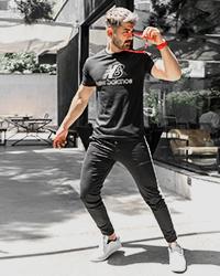ست تيشرت شلوار مردانه New Balance مدل Malaga
