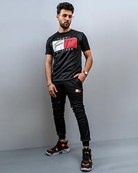 ست تيشرت شلوارTOMMY مردانه مدل Savir