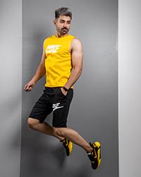 ست ركابي شلوارك Nike مردانه مدل Paraka