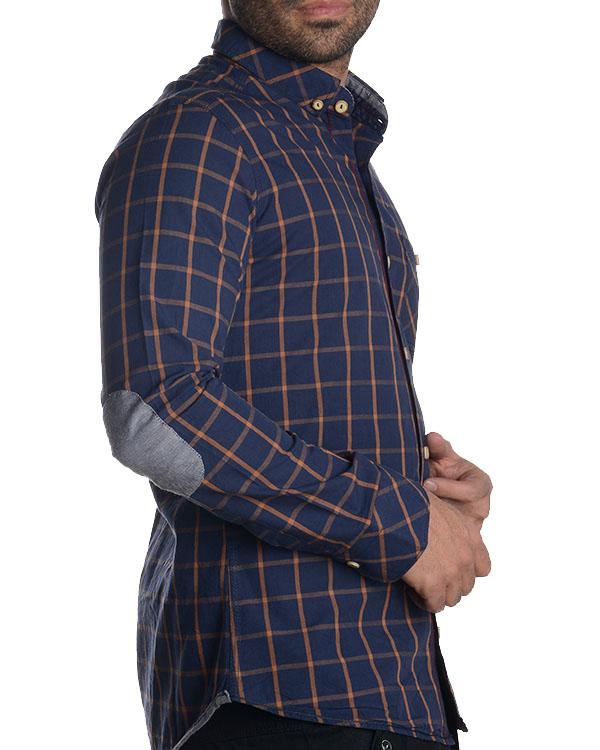 پیراهن مردانه چهارخانه