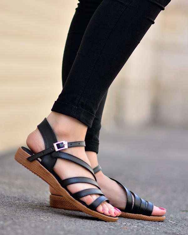 مدل کفش صندل تابستانی دخترانه